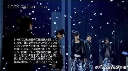 """KAT-TUN"" โชว์สุดพรีเมี่ยม ""Hodoukyou"" – ""LOCK ON"" ใน SHONEN CLUB PREMIUM"