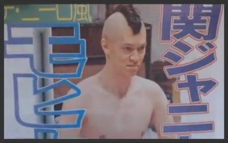 """มารุยาม่า ริวเฮ (Kanjani8) กลายเป็นหนุ่มโมฮอว์ค ในละคร """"Boys On The Run""""!"""