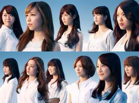 """ยอดขายอัลบั้ม """"1830m"""" ของ AKB48 พุ่งสูงถึง 935,000 แผ่นแล้วขณะนี้!"""