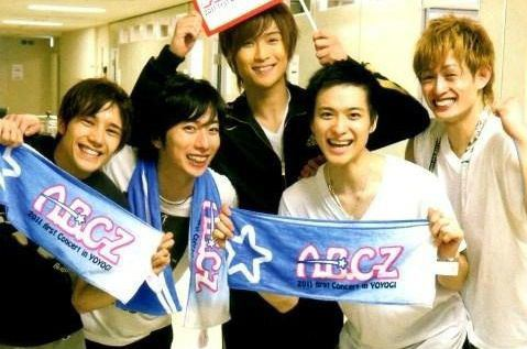 """เอบีซี.ซี (A.B.C-Z) ประกาศตารางทัวร์คอนเสิร์ต """"A.B.C-Z JAPAN TOUR 2013""""!"""