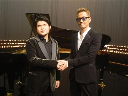 """ATSUSHI แห่ง EXILE จับมือนักเปียโน Tsujii Nobuyuki รังสรรค์ซิงเกิล """"Soredemo, Ikiteyuku""""!"""