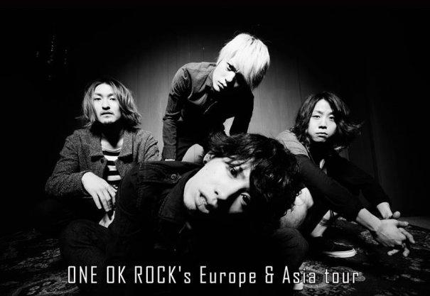 ONE OK ROCK พร้อมลุยเอเชียทัวร์ต่อเนื่องจากยุโรป พ.ย-ธ.ค นี้ เจอกันแน่นอน!