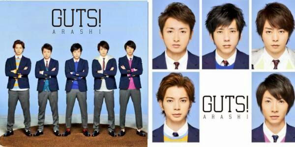 [Cover] Arashi - GUTS!