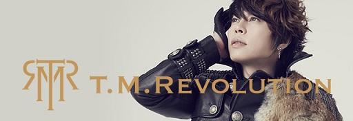 กำหนดคลอดอัลบั้มชุด 10 จาก T.M.Revolution + ตารางไลฟ์ทัวร์ 'T.M.R. LIVE REVOLUTION '15'