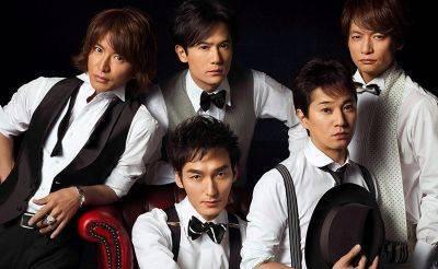 SMAP เปิดประตูสู่ปีที่ 25 ด้วย double A-side ซิงเกิล 'Otherside / Ai ga Tomaru Made wa' 9 กันยาฯ นี้!