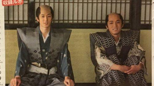 นากาจิม่า ยูโตะ-คามิยามะ โทโมฮิโระ กลายเป็นพี่น้องร่วมสายเลือดในละครพีเรียด 'Nobunaga Moyu'
