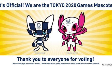 ญี่ปุ่นประกาศมาสคอตสำหรับการแข่งขันกีฬาโอลิมปิกและพาราลิมปิกประจำปี 2020 แล้ว