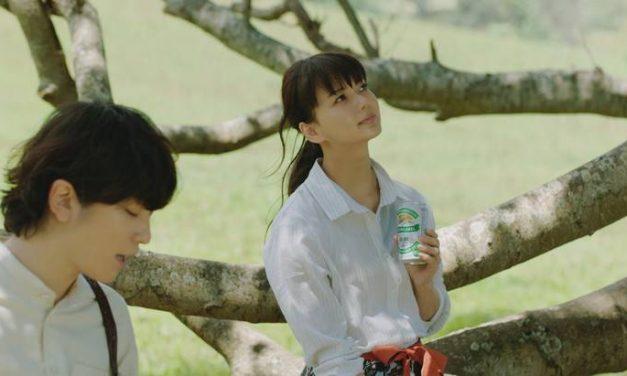 ฟุกาเสะ จาก SEKAI NO OWARI จูงมือทาเบะ มิคาโนะ ตอบรับพรีเซ็นเตอร์ใหม่ Tanrei Green Label