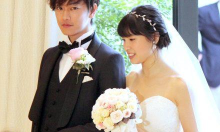 ทาเครุ ซาโต้ หล่อสะกดแฟน ๆ ควง  ทาโอะ ซึจิยะ  ใส่ชุดแต่งงาน!  เปิดตัวภาพยนตร์   The 8 Year Engagement   บันทึกน้ำตารัก8ปี