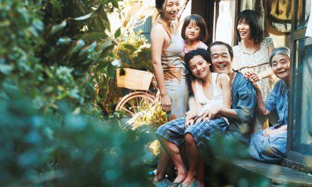 """""""Shoplifters"""" เจ้าของรางวัลปาล์มทองคำจากคานส์ปีล่าสุด  เปิดตัวอันดับ 1 ใน Japan Box Office  7 วัน ทำรายได้ทะลุ 1000 ล้านเยน!  เข้าฉายในไทย 2 สิงหาคมนี้ เฉพาะที่ house Rca"""