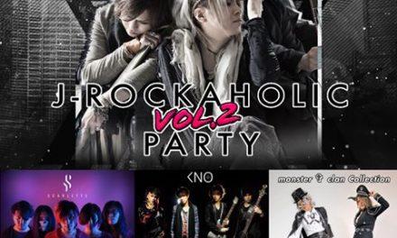 THE MICRO HEAD 4N'S นำทีม ระเบิดความมันใน J-Rockaholic PARTY Vol. 2