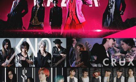 RAZOR พร้อมเยือนไทยครั้งแรกในงาน J-Rockaholic PARTY Vol.3 ดีเดย์เปิดจองบัตร 28 มีนาคมนี้