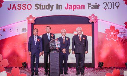 'JASSO Study in Japan Fair 2019' เปิดบ้านแนะแนว ตอบทุกคำถามเรียนต่อญี่ปุ่น