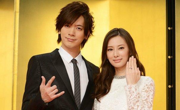 DAIGO จูงมือ Keiko Kitagawa ประกาศข่าวดี กำลังเตรียมตัวต้อนรับสมาชิกใหม่ในครอบครัว